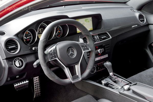 2013 Mercedes C63 Amg Black Series Coupe With Images Mercedes