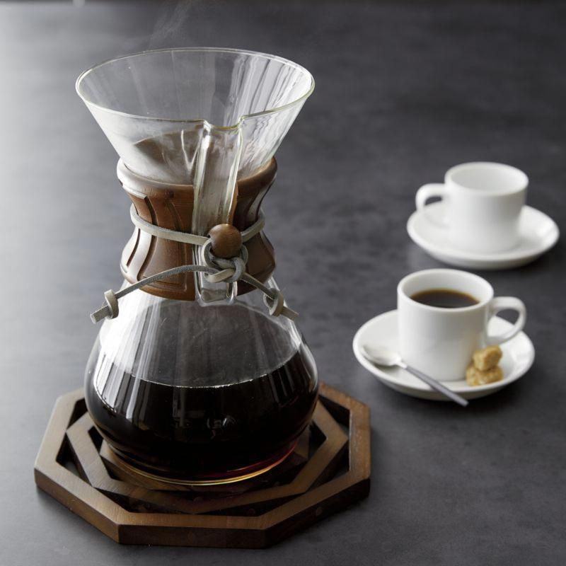how to make chemex coffee no scale