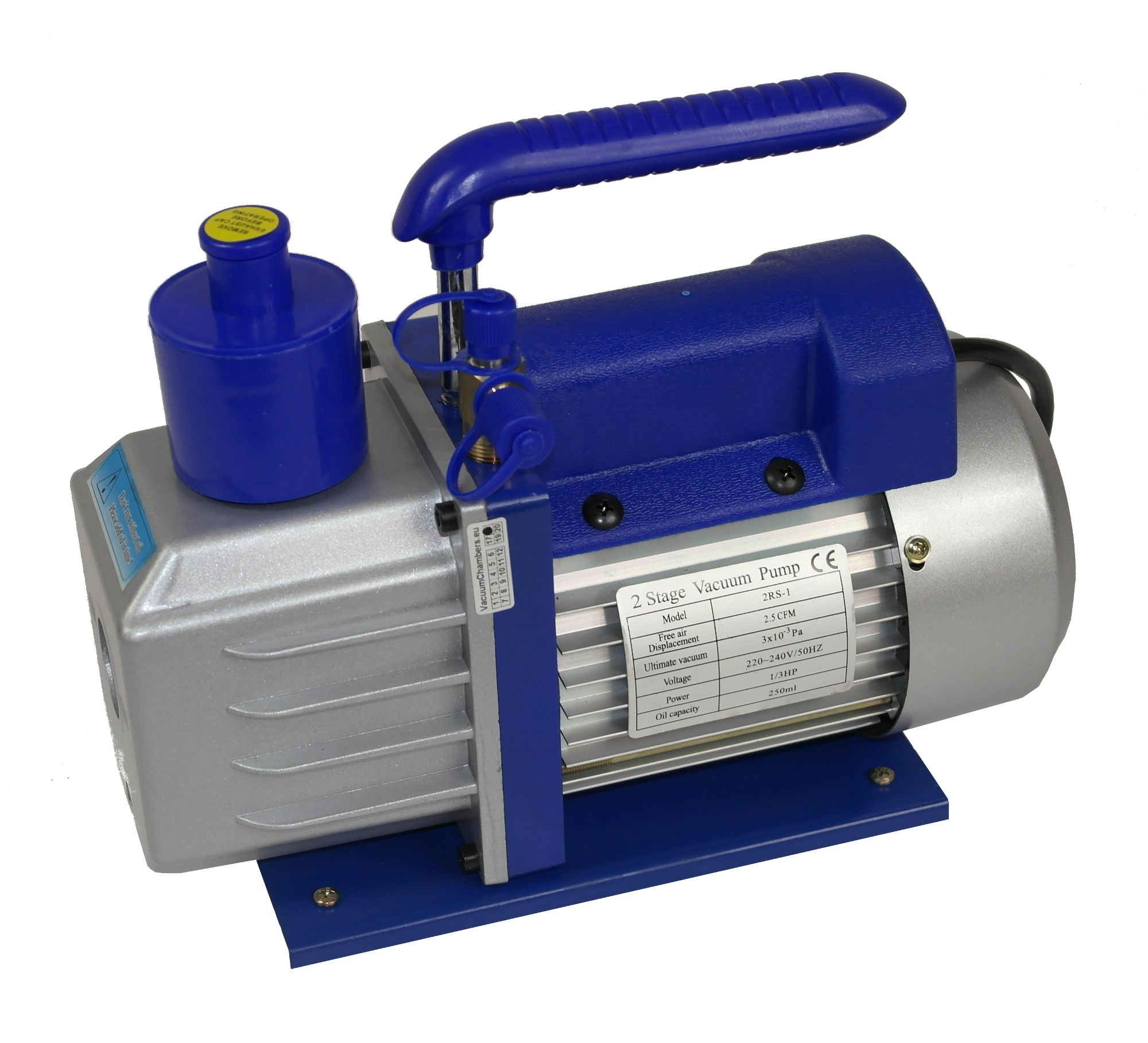 There Are Many Different Types Of Vacuum Pumps And Systems That