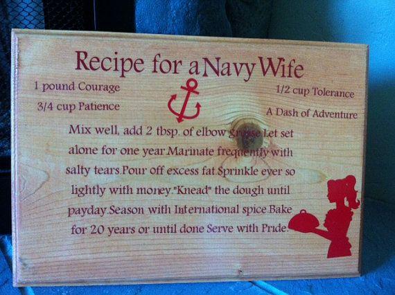 Navy wife!!!!