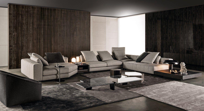 Beautiful Sofa FREEMAN SEATING SYSTEM By Minotti Design Rodolfo Dordoni