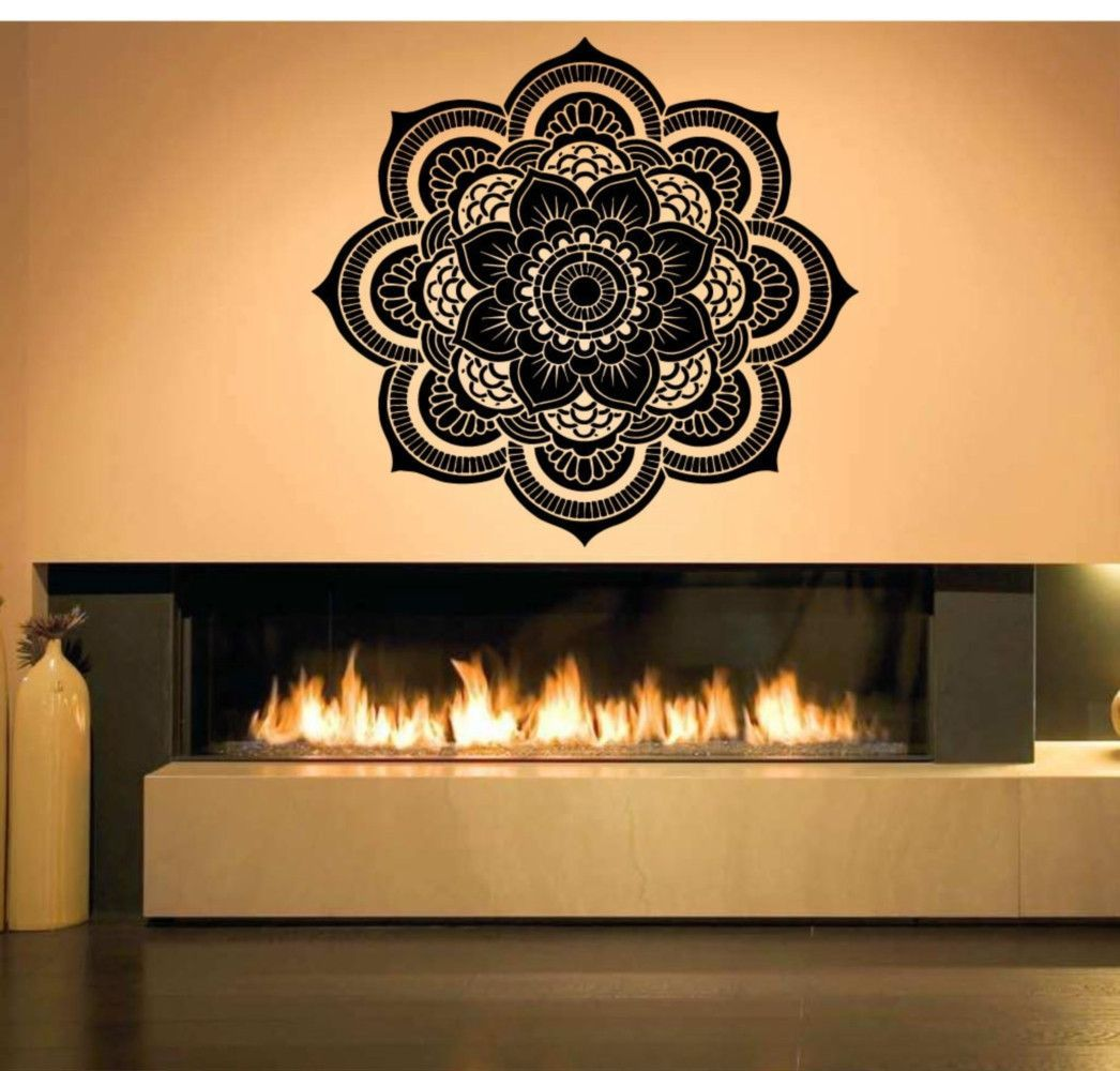 Mandala Wall Decal - Spa Room | Mia's Spa | Pinterest ...