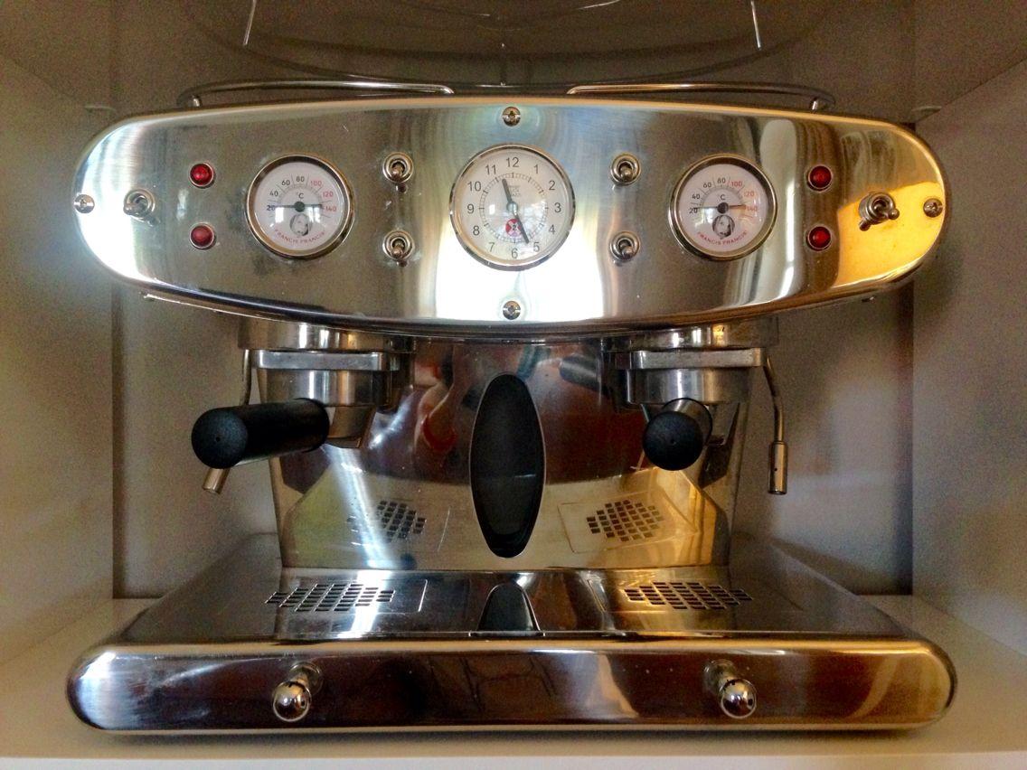 espressomaschine vintage