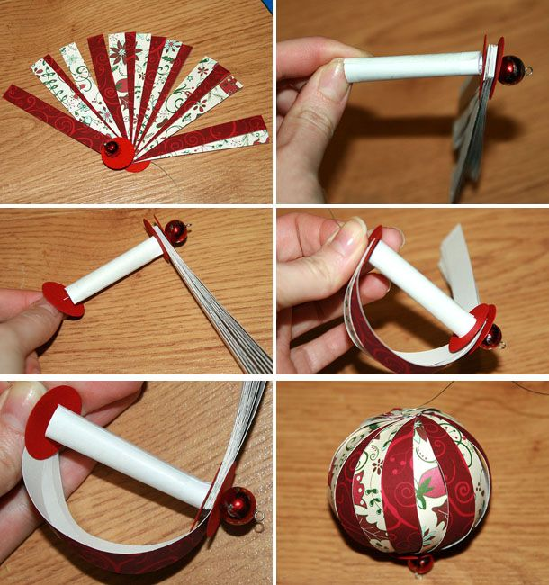 Wonderful DIY 30+ Homemade Christmas Ornaments | Homemade ...