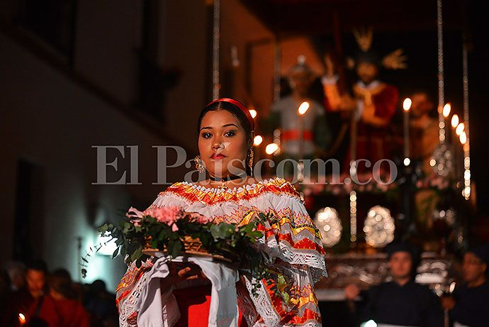 Las mejores fotos de la celebración de Semana Santa en Popayán