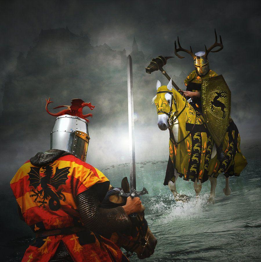 Robert Baratheon: Battle Of The Trident Robert Baratheon Versus Rhaegar