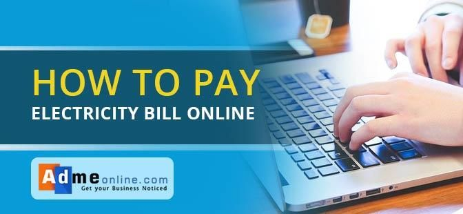 how to pay electricity bill via sbi mobile banking
