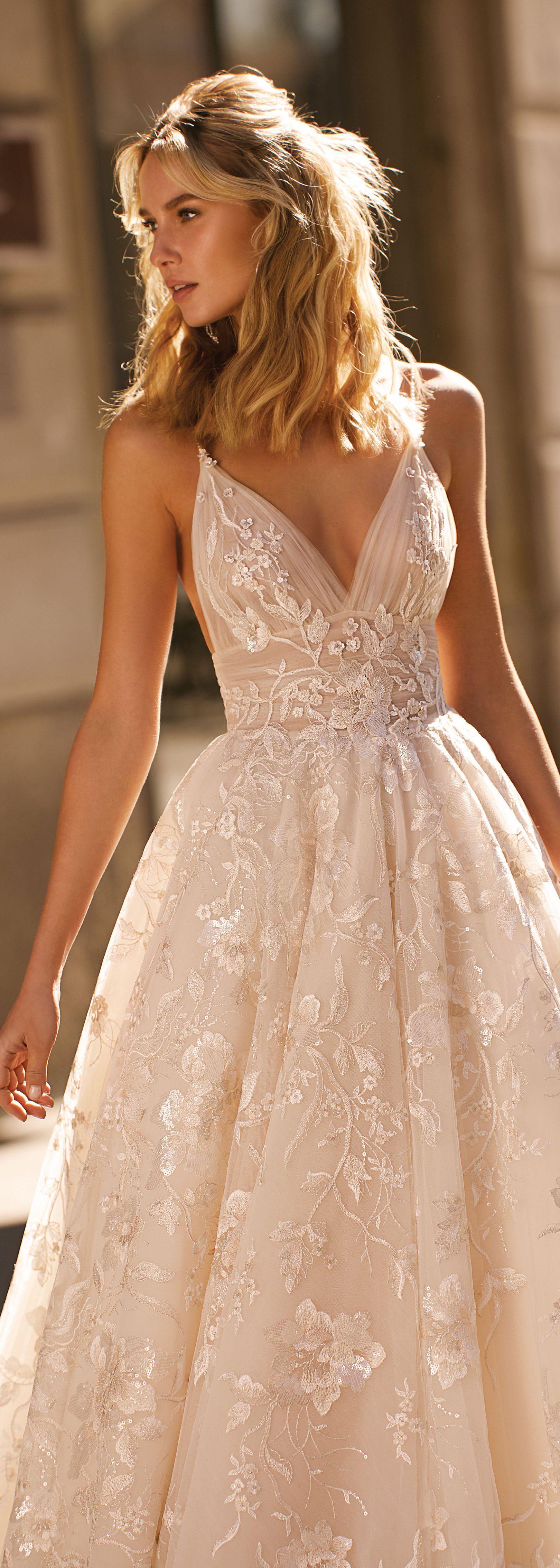 Photo of Berta #bertaweddingdress new Berta Milano bridal couture collection – Meerjungfraus