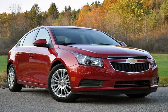 Chevrolet Cruze Made In Lordstown Oh Auto Carros Cruzes