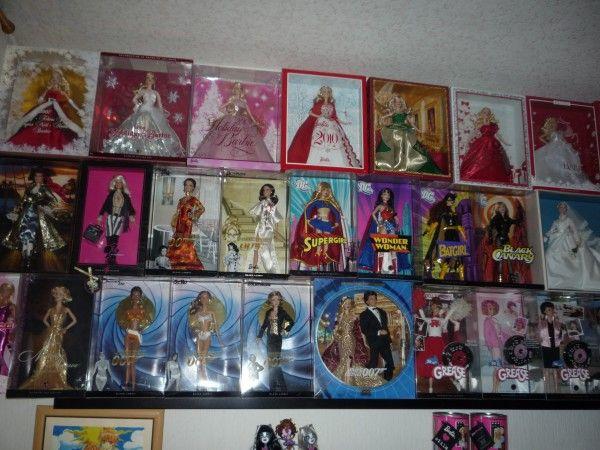 ToyzMag.com » Le RDV du Collectionneur : Nathalie alias Lady Barbie