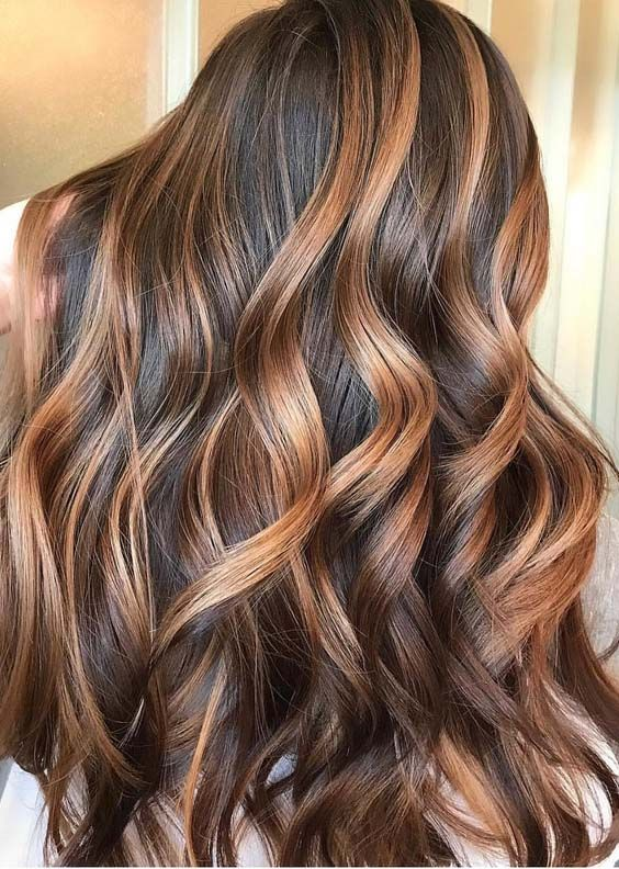 45 Stunning Hair Coloring Contrast 2018 for Every Woman   Unique ...