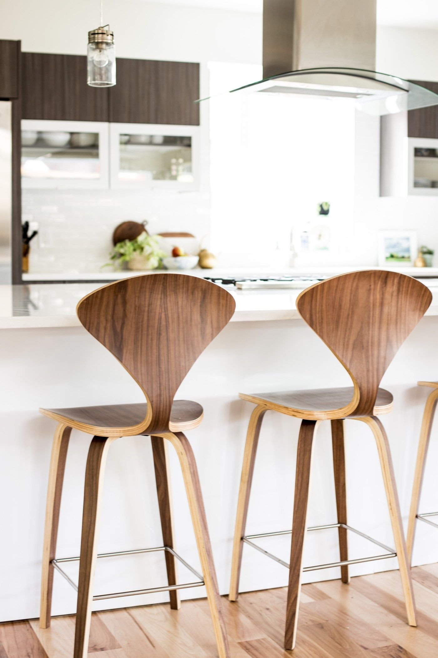 Mid Century Style Counter Stools From Rove Home Bar Decor Mid