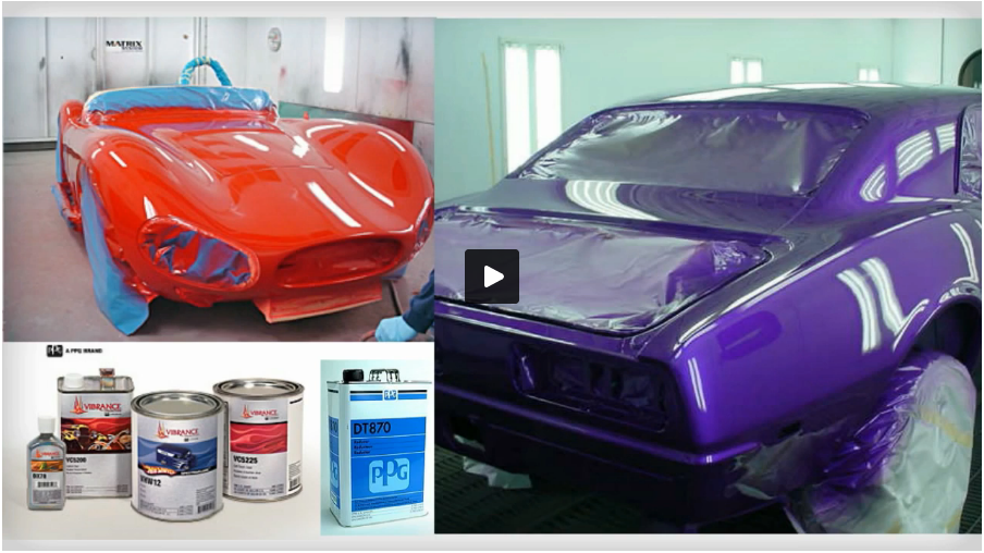 Learn auto body and paint review download video training course learn auto body and paint review download video training course how to paint a solutioingenieria Gallery