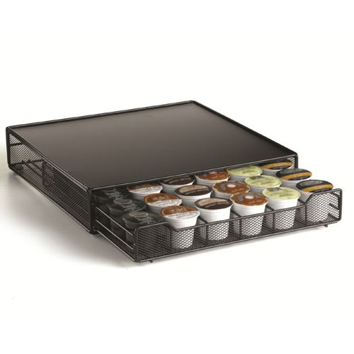 Use this K-Cup Storage Drawer and Platform to store your Keurig coffe pods and  sc 1 st  Pinterest & Use this K-Cup Storage Drawer and Platform to store your Keurig ...