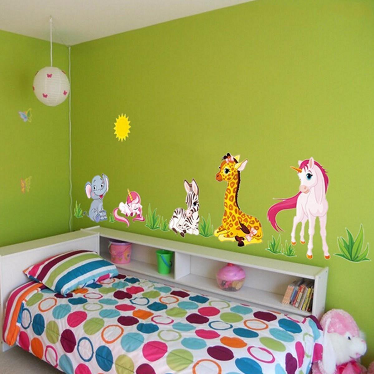 15 Fabulous And Creative Kids Room Wall Decoration Ideas Kids