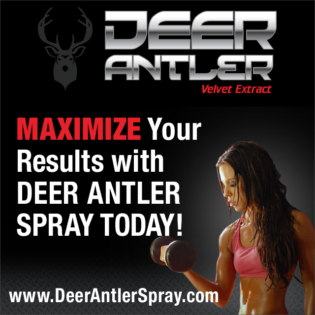 Proudly Featured In Gnc Stores Across The Country Deer