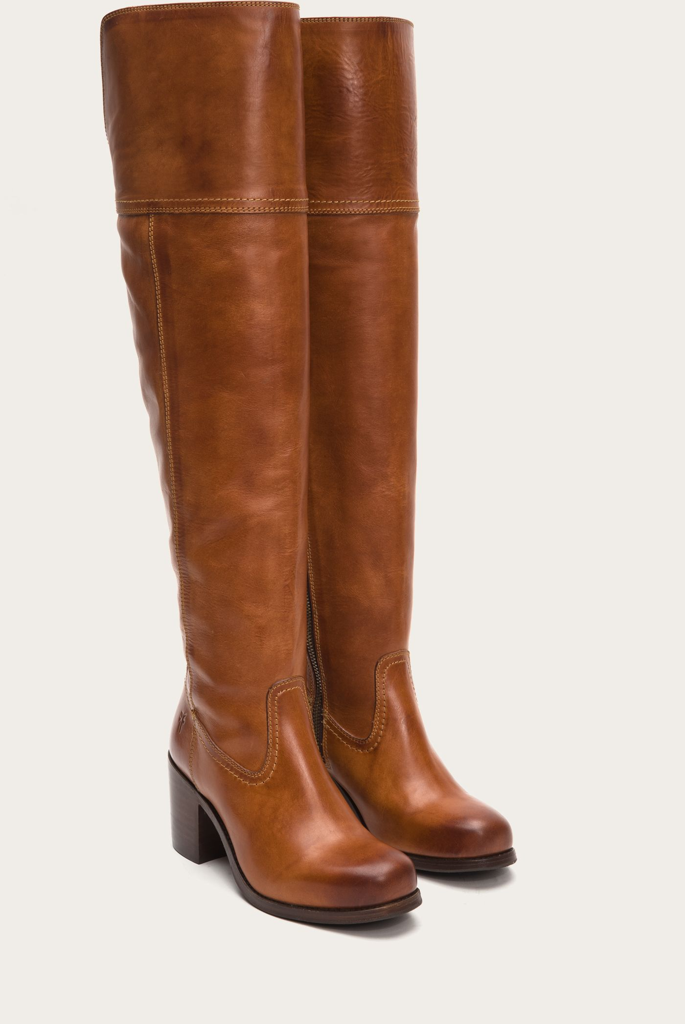 Women's Boots/frye chocolate suede clara over the knee oiled xj5q36j1