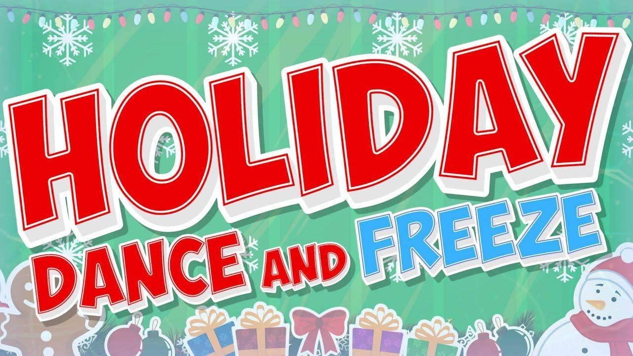 Holiday Dance and Freeze   Holiday Brain Break for Kids ...