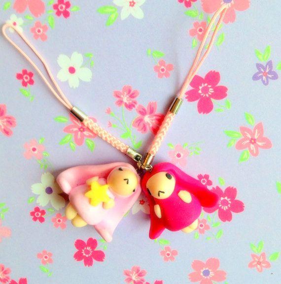 Chobits Anime Phone Charm Atashi Anata Set Of 2 By CreaBia