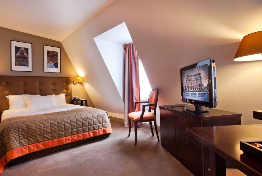 Chambre Deluxe-Deluxe Room Chambre de 19m² avec un lit ...