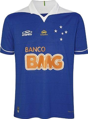 Cruzeiro 2013 Home Kit  c124237e2e7d5