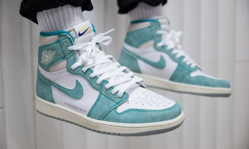 Air Jordan 1 Retro High Og Turbo Green Review Air Jordans
