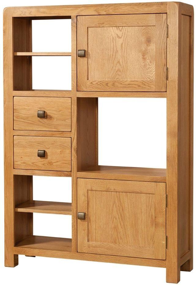 Devonshire Avon Oak High Display Cabinet   2 Door 2 Drawer   Møbler    Pinterest   Cabinets, Display Cabinets And Doors