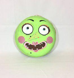 Halloween Macaron 12 - Green Witch #halloweenmacarons Halloween Macaron 12 - Green Witch #halloweenmacarons