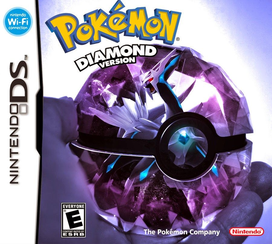 pokemon diamond pearl gba download