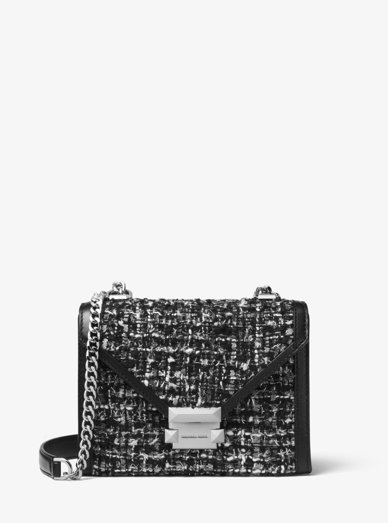 e008f3416d38 Whitney Small Tweed Convertible Shoulder Bag | Farfetch.com ...