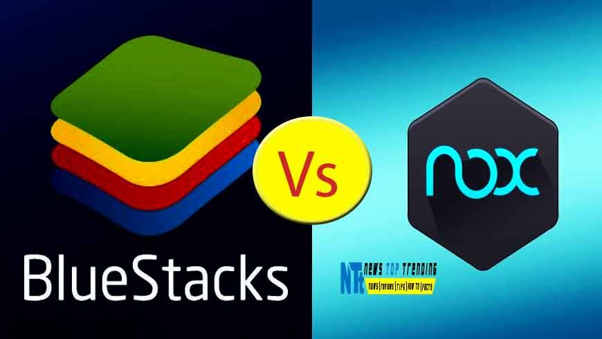 Bluestacks vs Nox Bluestacks and Nox App player are two