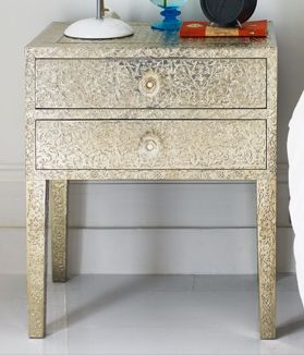 white metal chest of drawer,white metal furniture india | For the ...