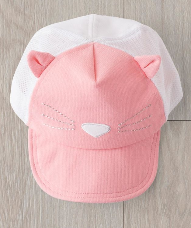 8b01266b82d Pop this cat ear cap on and she ll be ready to have fun in the sun ...