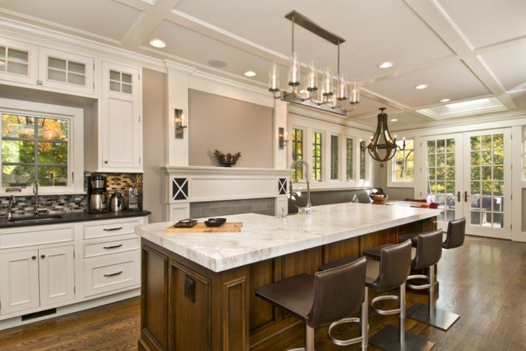 Best Houzz Kitchen Ideas Houzz Kitchen Island Design For 34 400 x 300