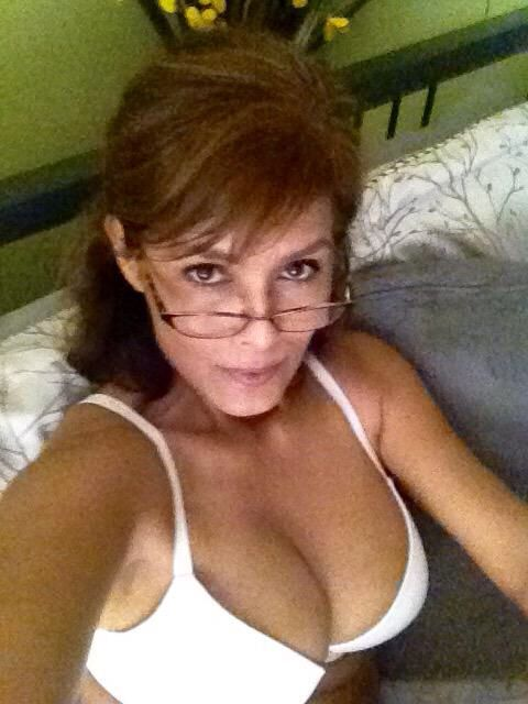 Dream Milf in glasses