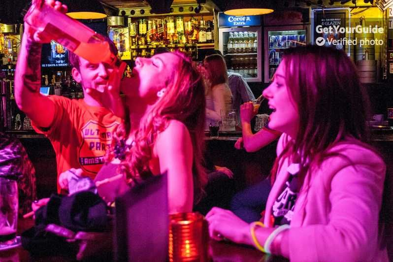 Ultimate Party Pub Crawl Red Light District Best Online