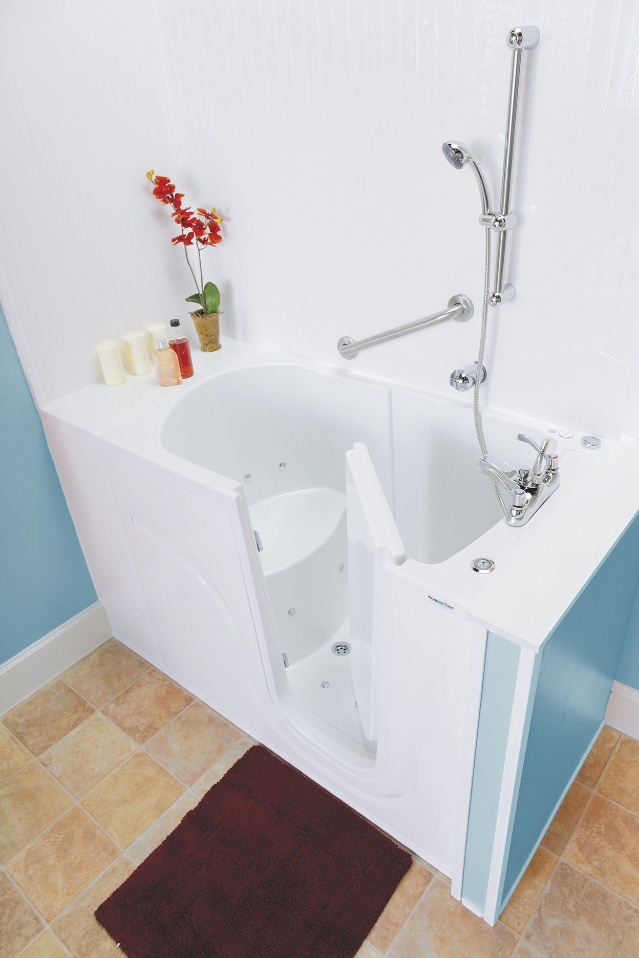 Premier Care Walk In Tub.The Haven Walk In Bath Allows You To Bathe And Relax In