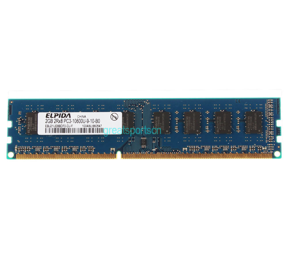 MEMORY//RAM Samsung 8GB 2X4GB DDR3-1600 PC3-12800 DIMM FOR DELL Optiplex 790