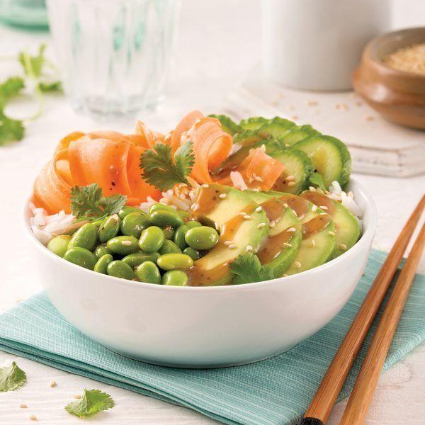 Poke bowl: 15 recettes rafraîchissantes à essayer! - Pratico-Pratiques -