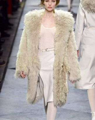 Fur Coats Fall/Winter 2013-2014 By Top 10 Famous Designers Lady ...