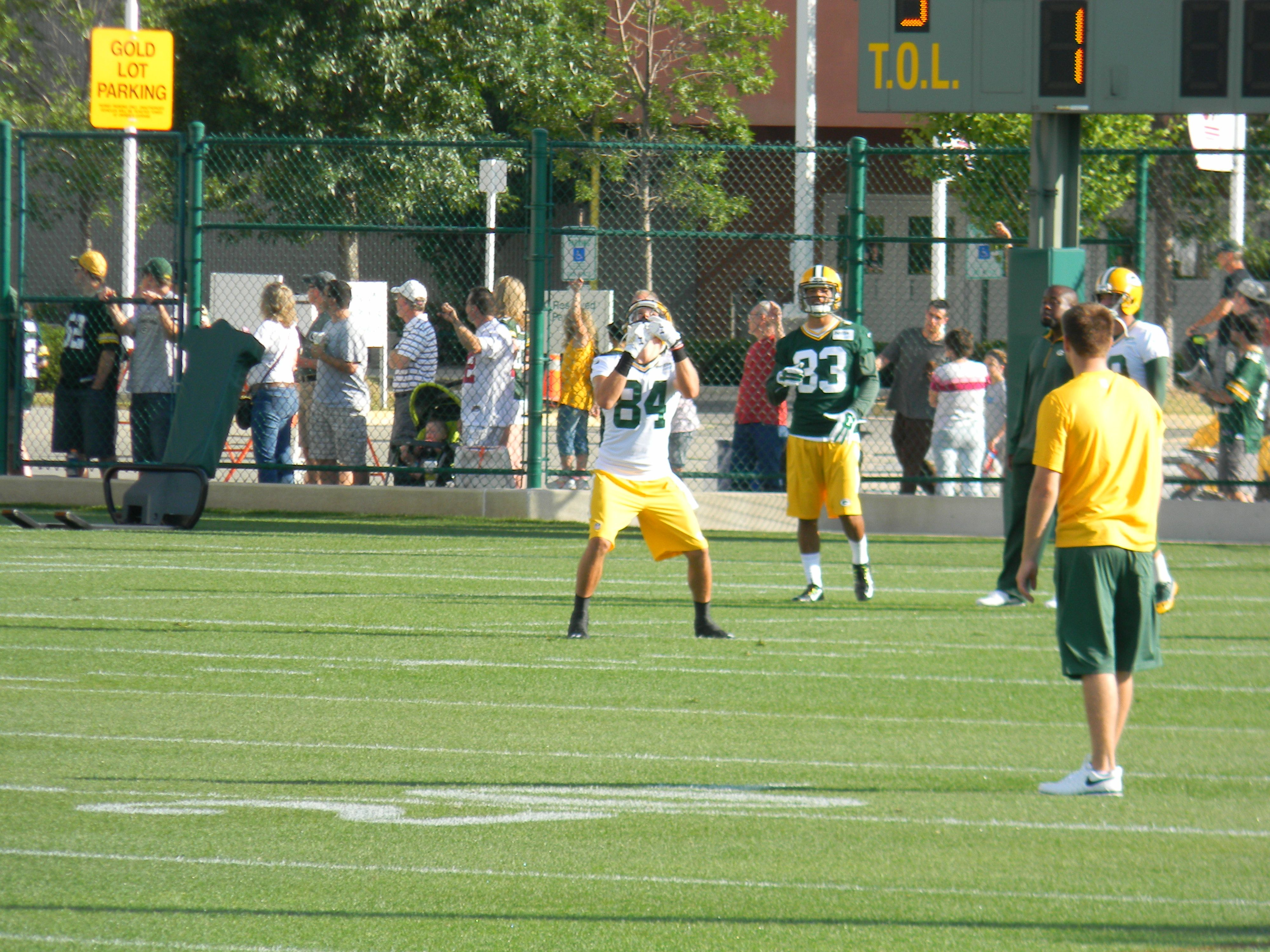 PACKERS FOOTBALL FRIDAY: Guys That Have to be Good: Jared Abbrederis - http://packerstalk.com/2014/08/01/packers-football-friday-guys-that-have-to-be-good-jared-abbrederis/ http://packerstalk.com/wp-content/uploads/2014/07/DSCN1362-1024x768.jpg
