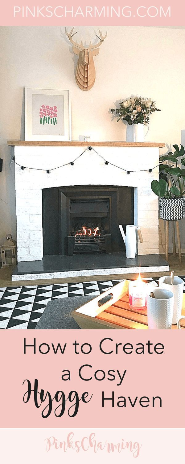 Hygge home interiors danish inspiration for  cosy living room how to create in easy steps hyggehome homedecor also rh pinterest