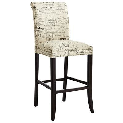 Angela Deluxe Barstool French Script Pier One Imports With
