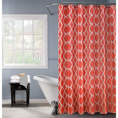 Dainty Home Shower Curtain