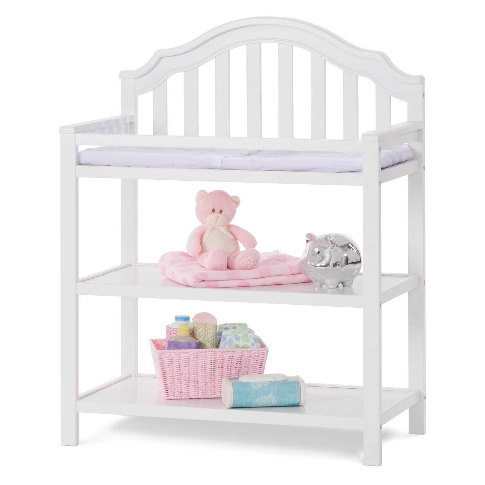 Child Craft Penelope Dressing Table Matte White Products