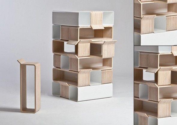 Design Zen Par Jung Jae Yup Journal Du Design Mobilier Flexible Mobilier Modulaire Meubles Zen