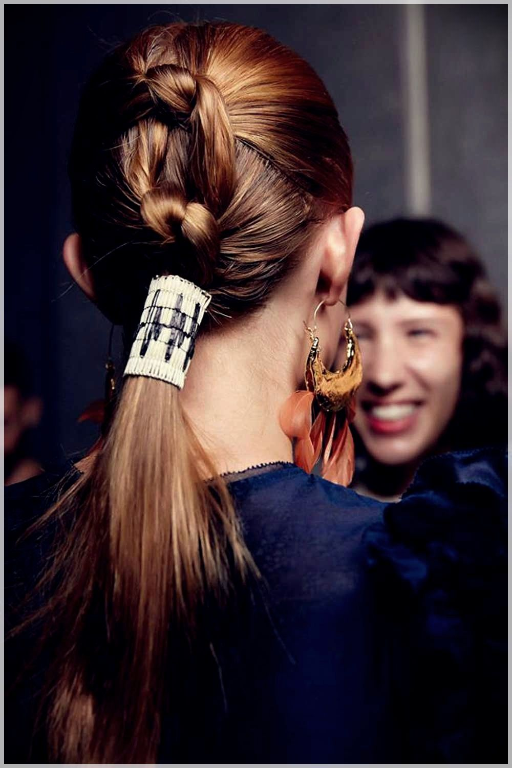 hair trends spring summer 2019: the looks of the fashion shows
