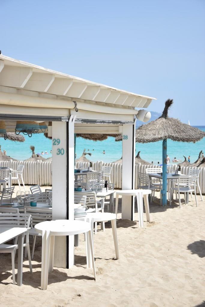 Café mit Meerblick, por favor! Die schönsten Strandbars im