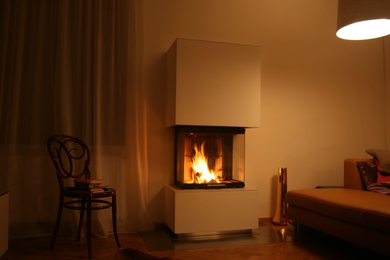 heizkamin graz waltendorf #heizkamin #kamin #ofen #fireplace, Wohnzimmer dekoo