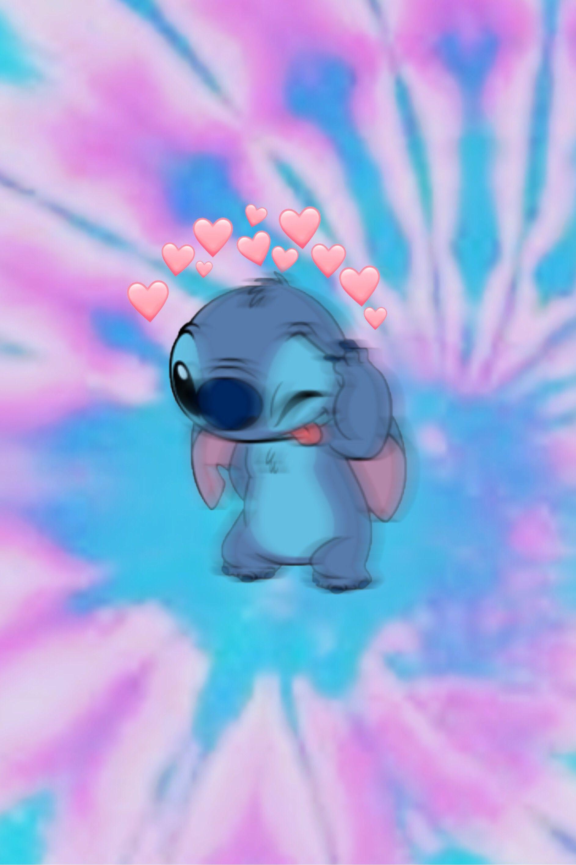 I Love Lilo And Stitch Lilo And Stitch Drawings Cartoon Wallpaper Stitch Cartoon